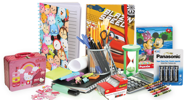 wholesale stationery items